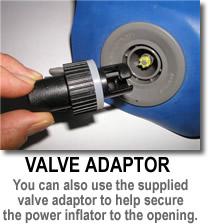 Valve Adapter
