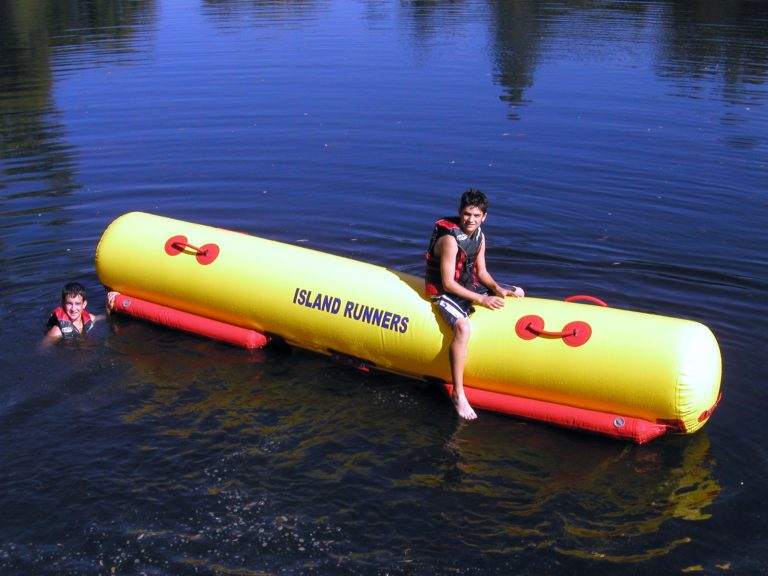 Island Hopper Island Runner Inflatable Water Tube