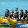 Island Hopper 6 Person Inflatable Banana Boat