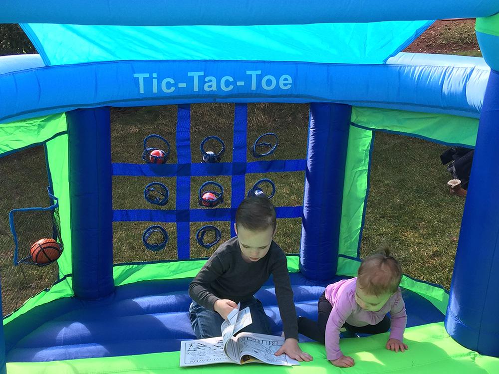 Tic Tac Toe Escape Room