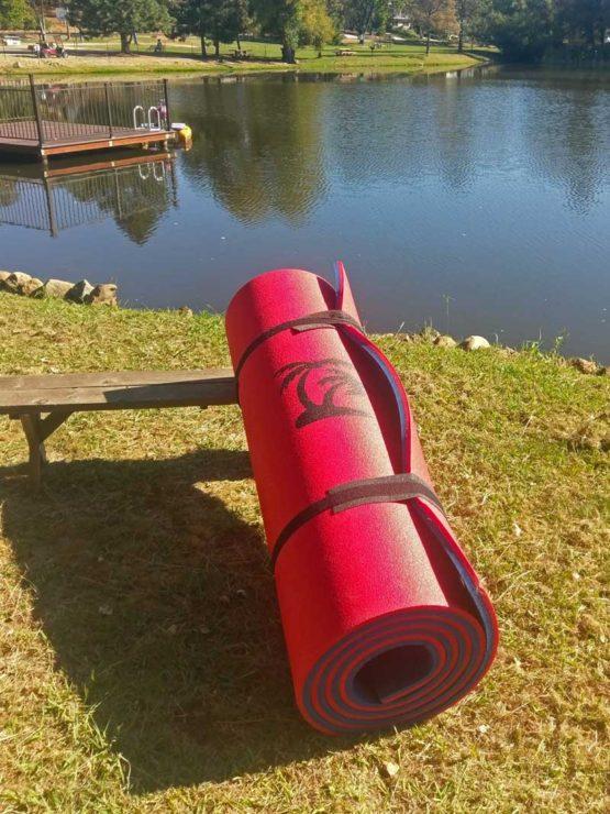Island Hopper water walk rolled up
