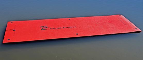 water walk side red 2