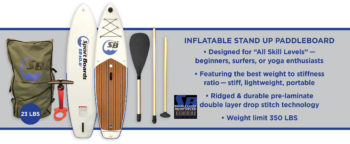 AIRBO 10.6' sport board